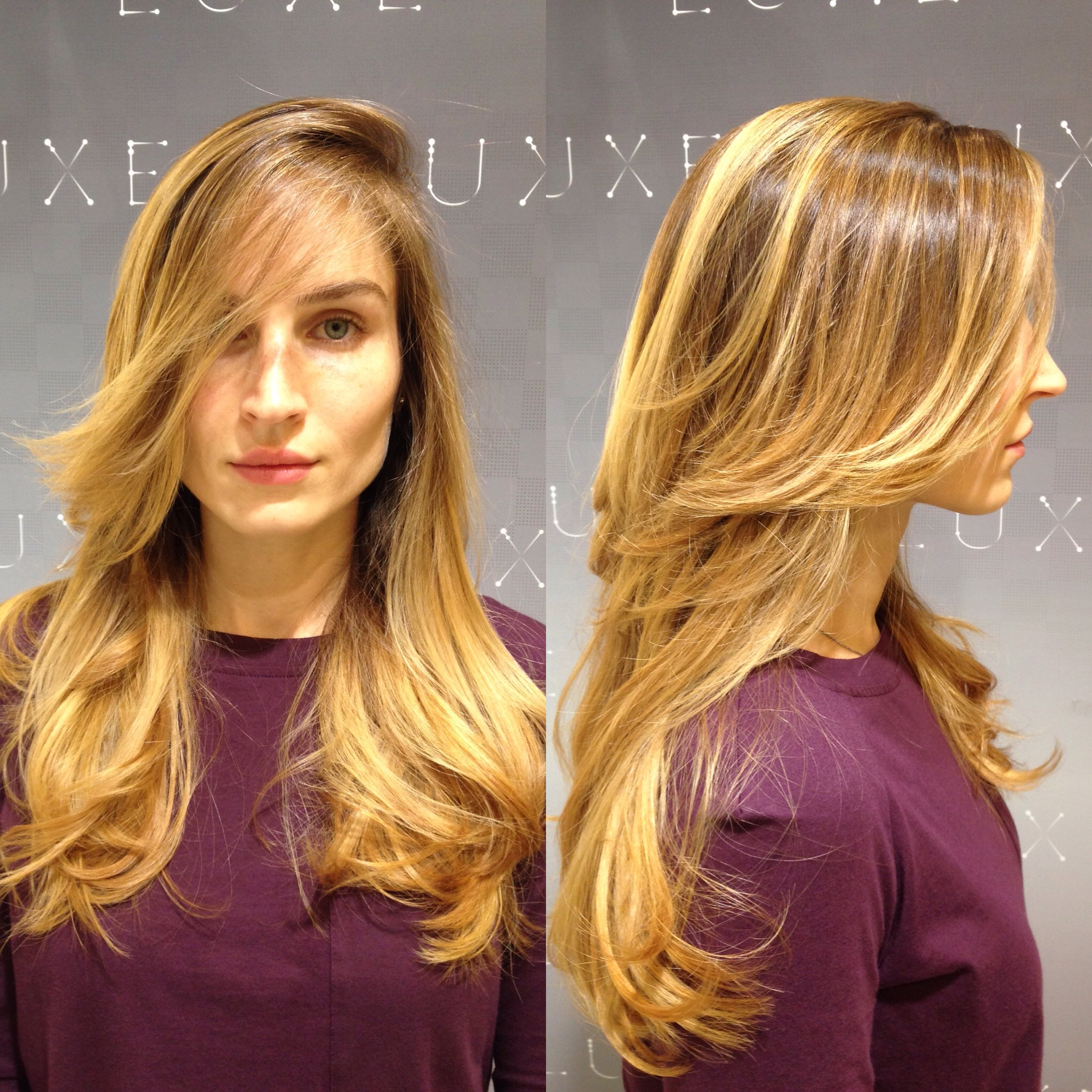 The Balayage effect