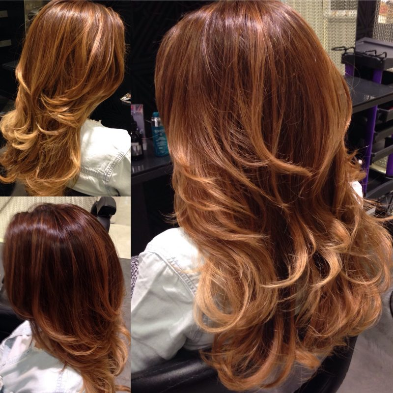 Balayage Hairdresser Sydney