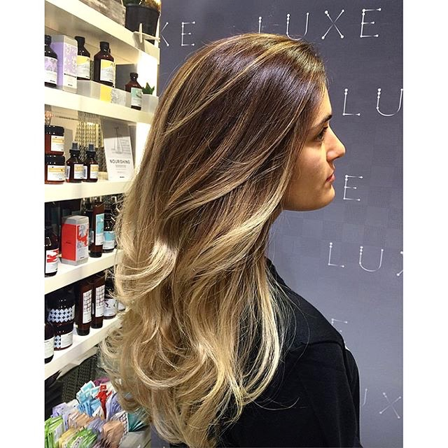 Balayage Hairdresser Sydney Luxe Concept Salon