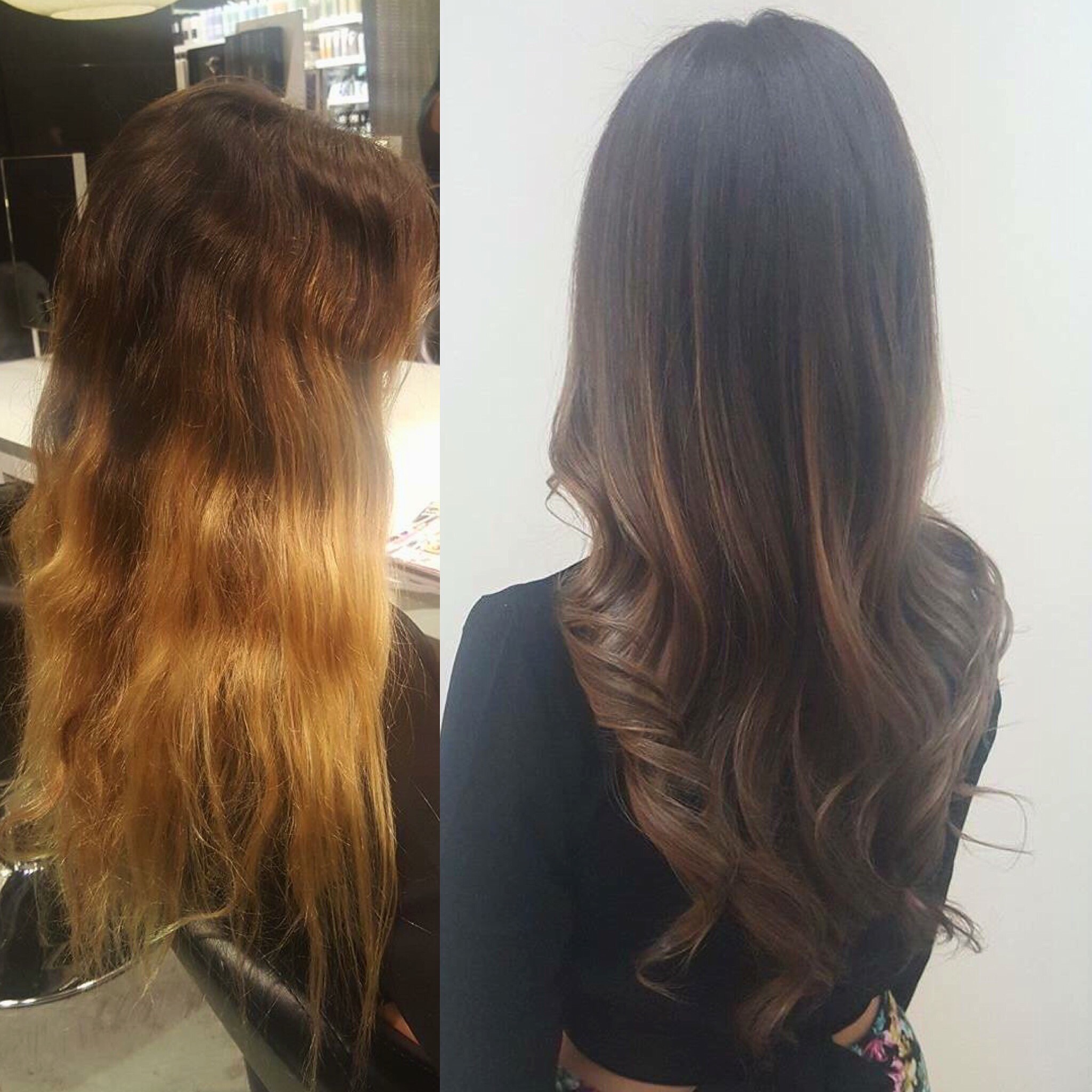 Luxe Balayage Hairdresser specialists in hand painted ... Jessica Alba Botanica
