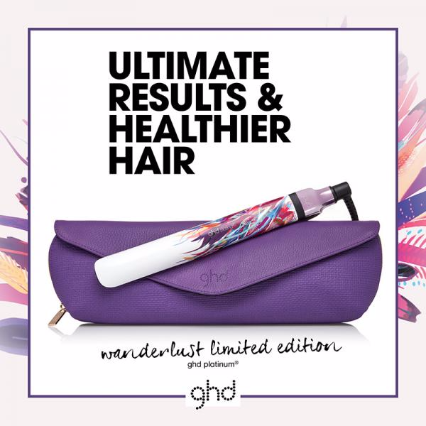 ghd platimum Wanderlust Limited Edition