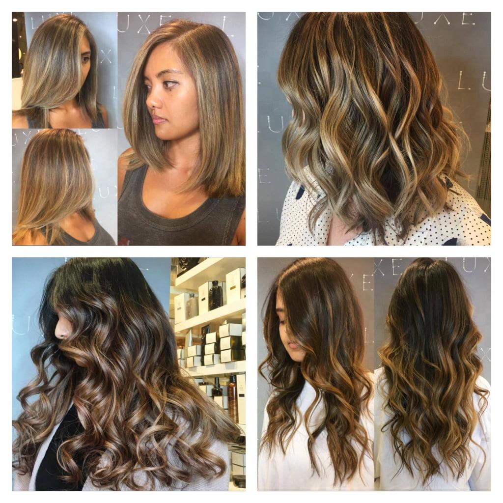 Bronde Hair Colour Luxe