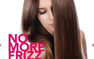 Keratin relaxing treatment