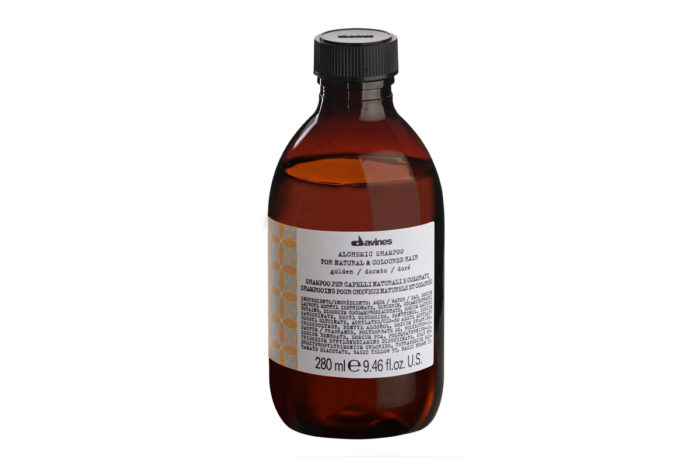 Davines Alchemic Golden Shampoo