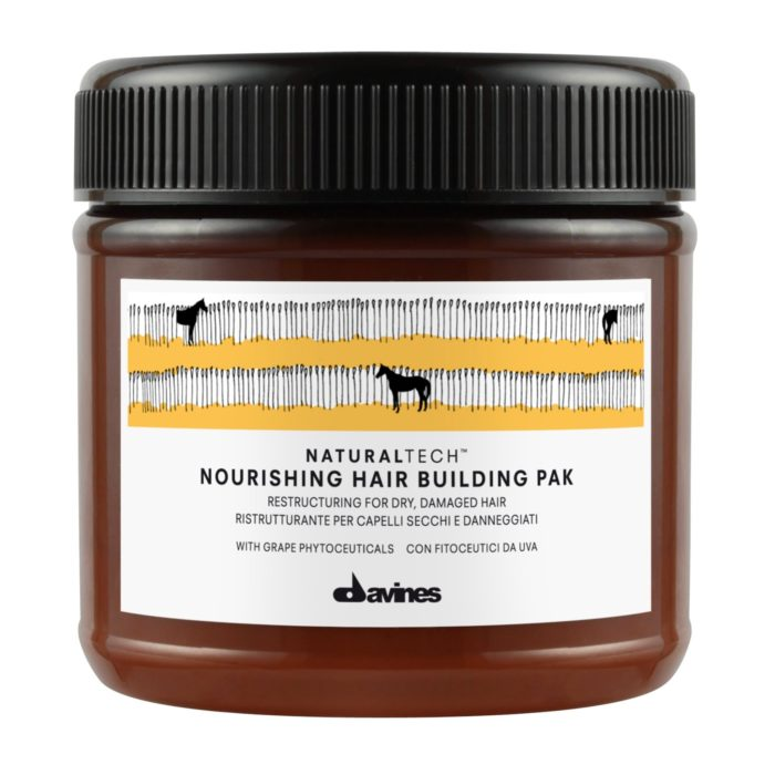 davines hair building pak 250ml