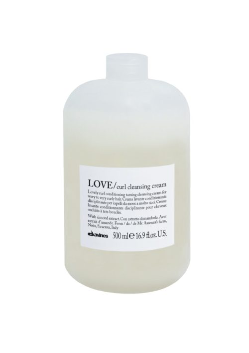 davines love curl cleansing creme