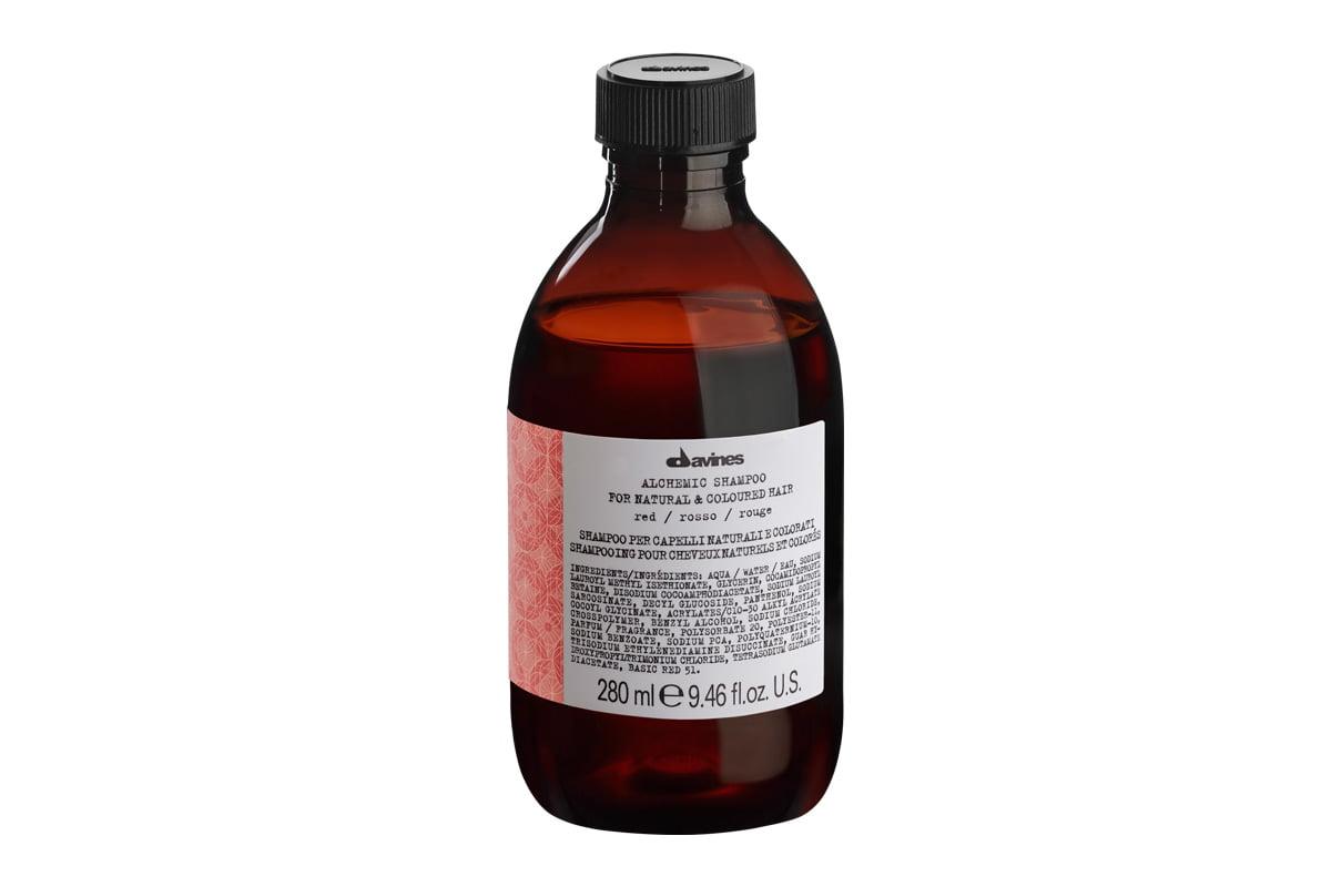 davines alchemic red shampoo 250ml