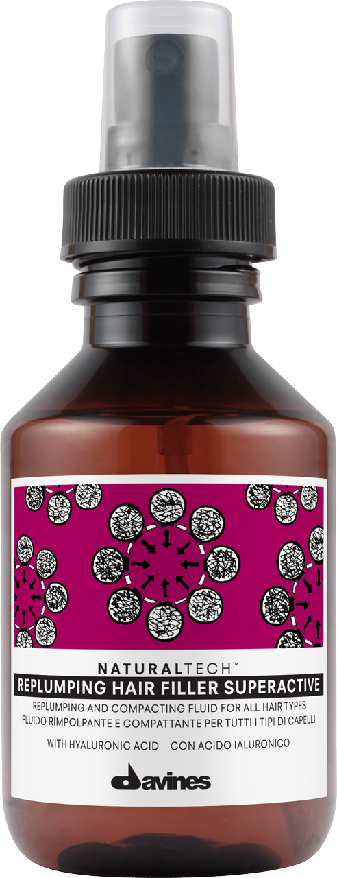 Davines Replumping Hair Filler Superactive