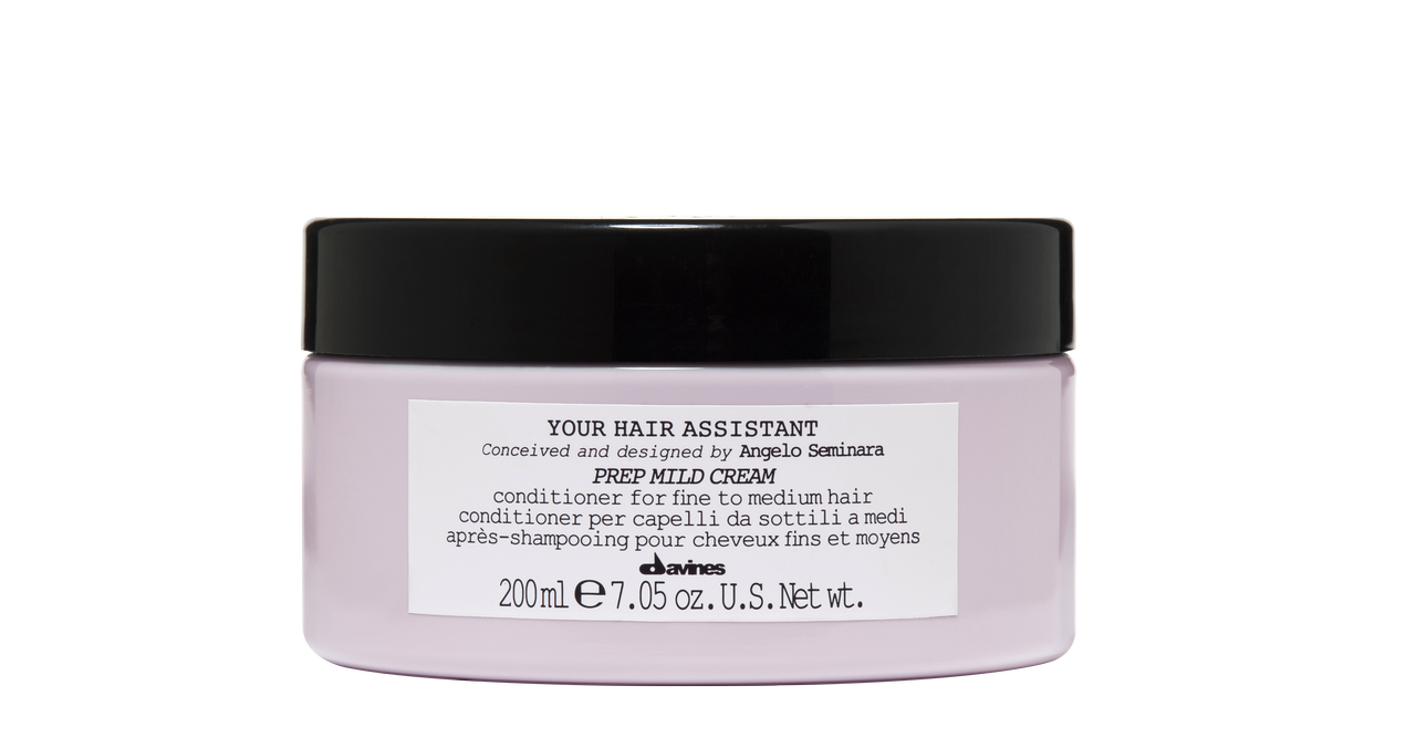 Davines Prep Mild Cream available to purchase online from Luxe Concept Salon.