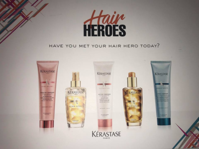 Kerastase Hair Hero Packs