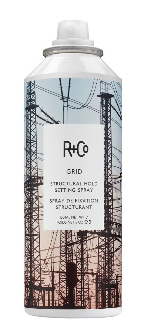 r + co grid structural hold setting spray