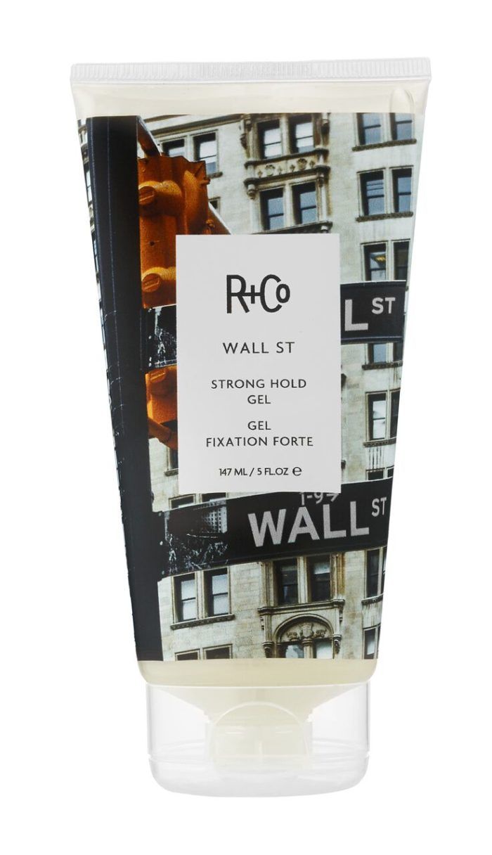 R+Co Wall Street Strong Hold Gel
