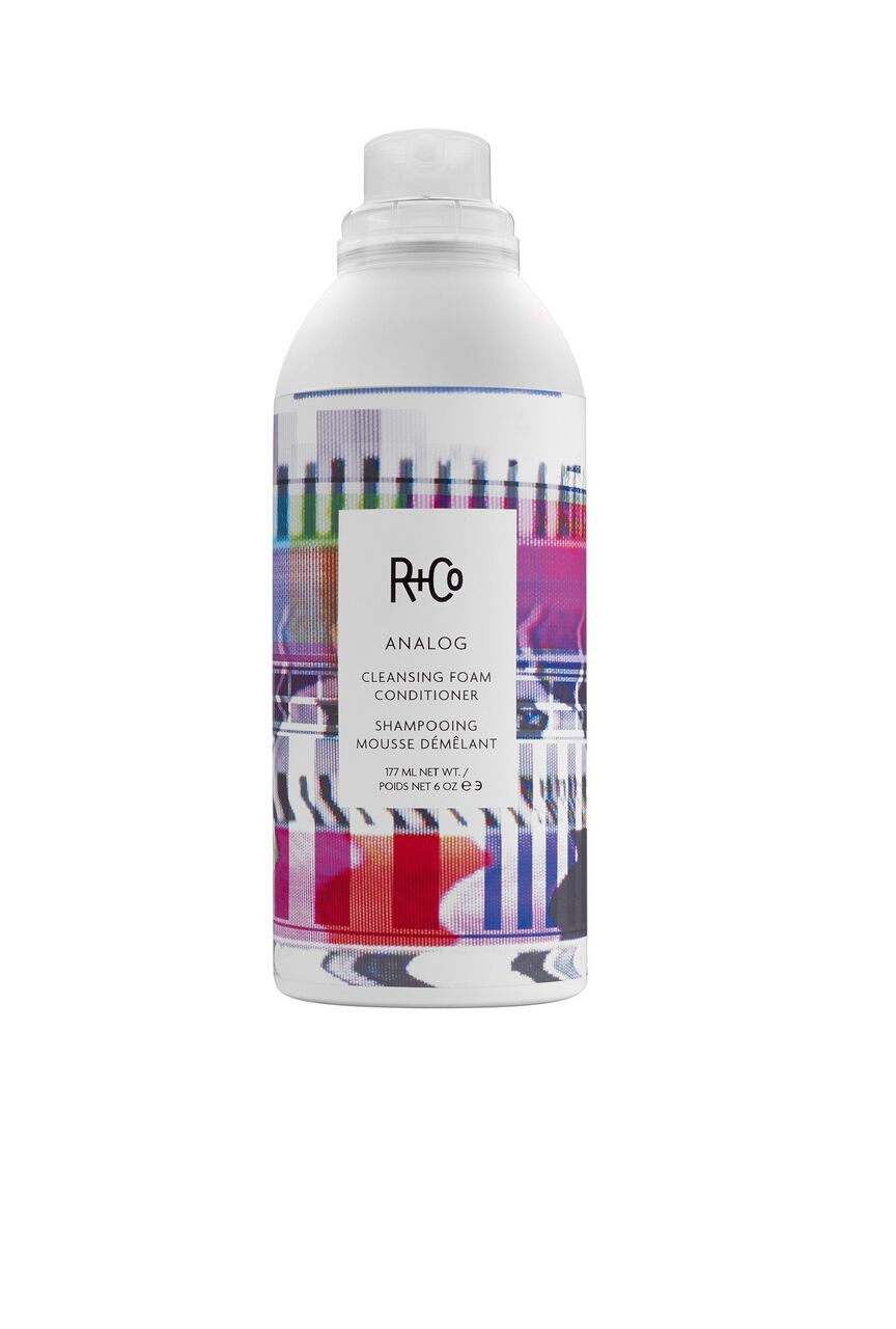 r + co cleansing foam conditioner