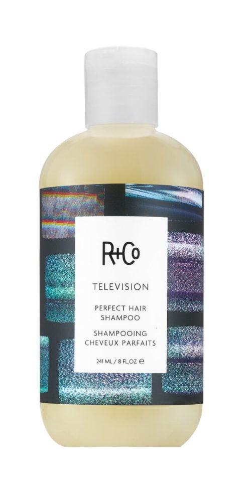 r + co televison shampoo