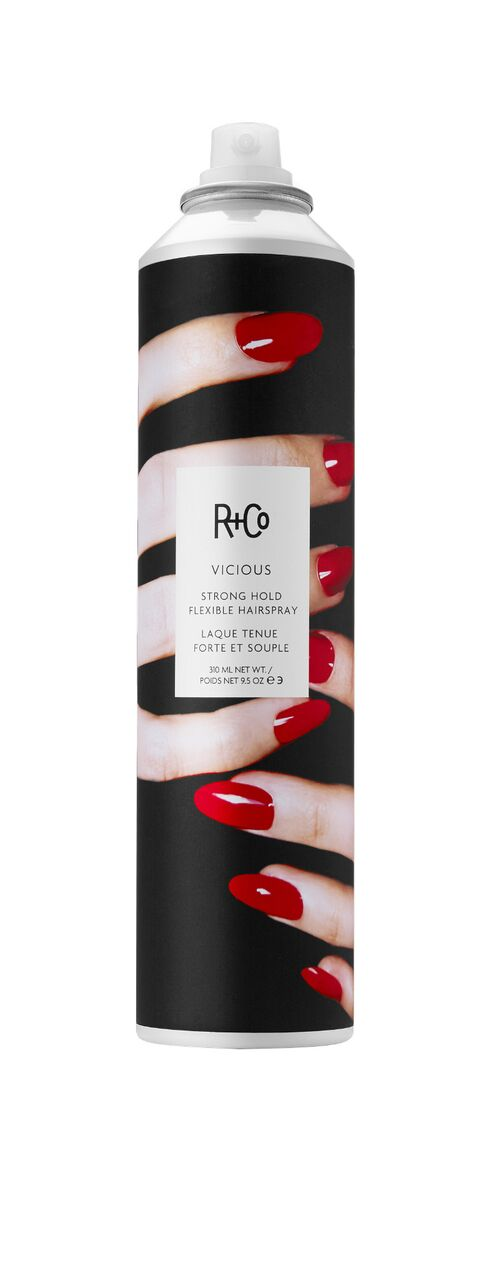 r + cp vicious strong hold hairspray
