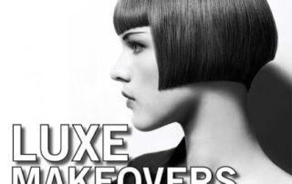 luxe mid week makeover