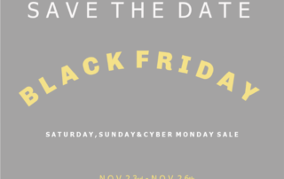 luxe black friday sales