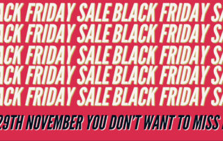 Focus keyphrase not set. Black Friday