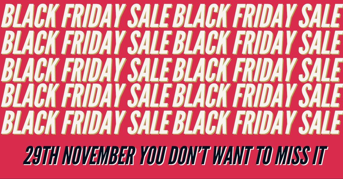 Focus keyphrase not set. Black Friday