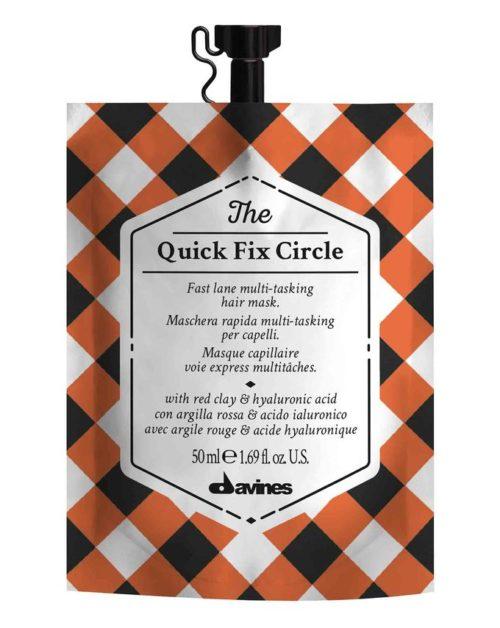 Davines Quick Fix Circle Hair Mask