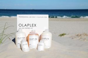 olaplex beach