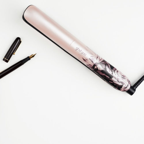 ghd gold ink on pink collection