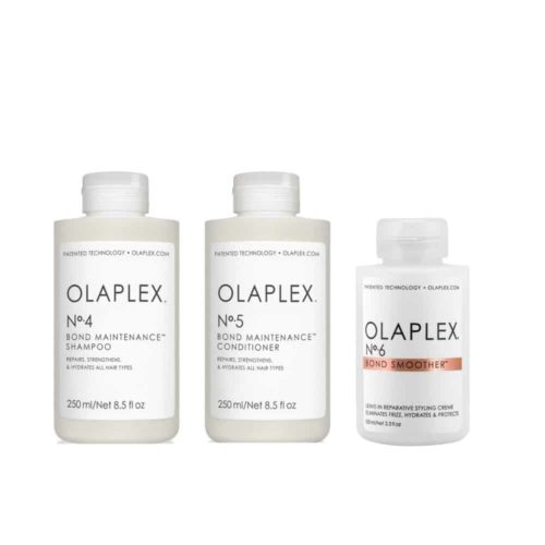 olaplex take home bond smoother kit