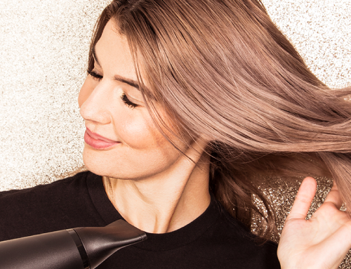 How to Blow Dry Your Own Hair at Home