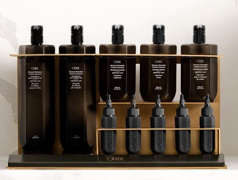 Discover Oribe's first salon-exclusive service, Renewal Remedies
